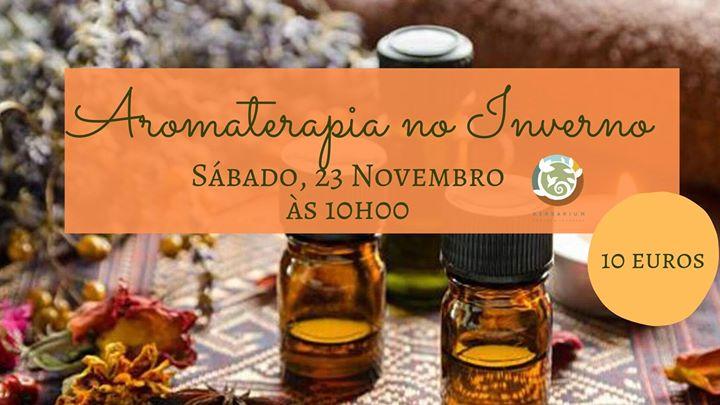 Aromaterapia no Inverno