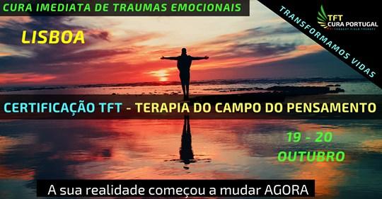 TFT - Cura imediata Traumas Emocionais - Lisboa