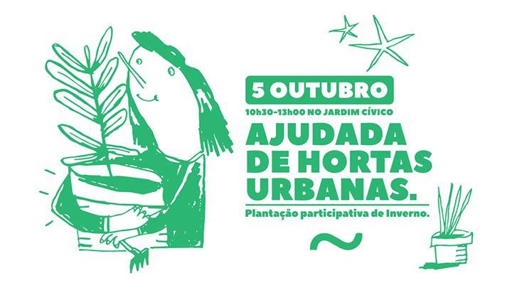 Ajudada Hortas Urbanas