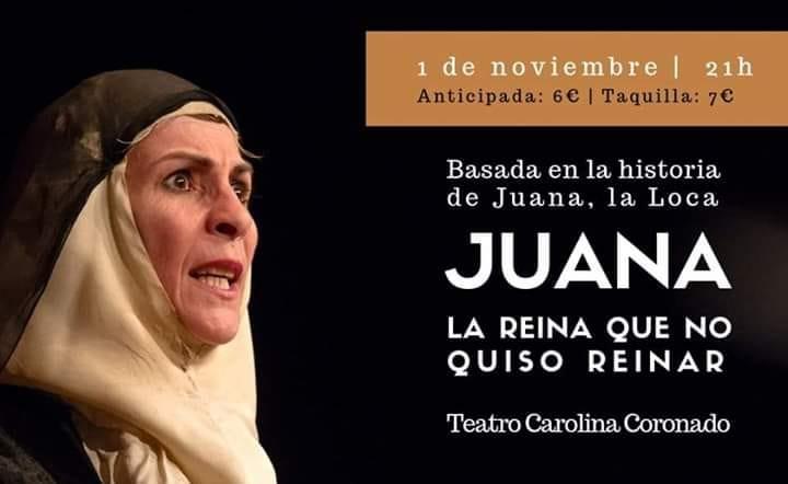 Juana, la reina que no quiso reinar | Almendralejo