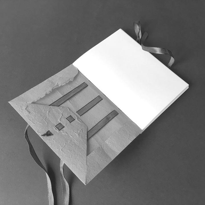 Workshop Encadernação • Capa flexível com vários fólios