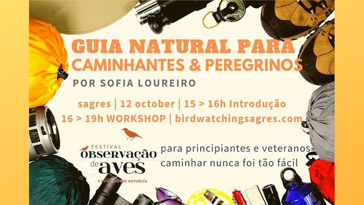 Guia natural caminhantes e peregrinos | workshop