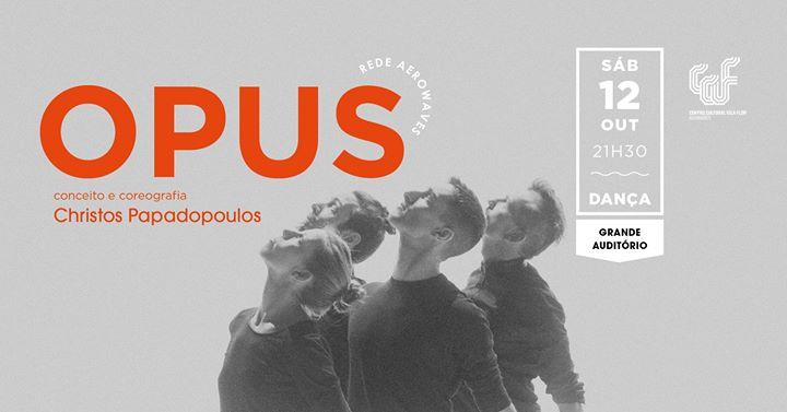 Opus | Christos Papadopoulos