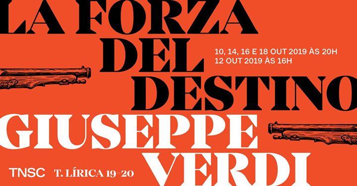 La forza del destino, de Giuseppe Verdi
