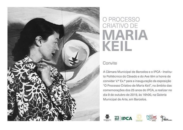 Exposição de Maria Keil