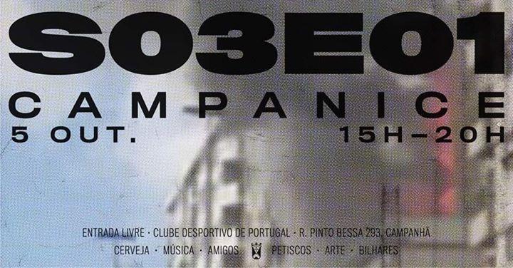 S03 E01 - Open Studio Campanice