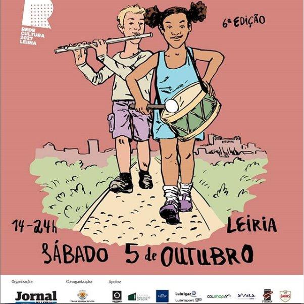 Dia 5 de Outubro, Há Música Na Cidade 2019 - Jornal de Leiria