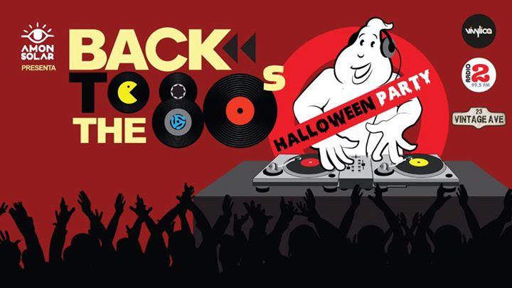 Back to the 80's - Halloween Party