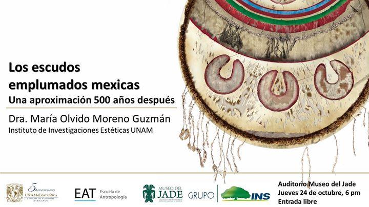 Conferencia: Los escudos emplumados mexicas