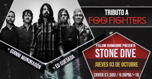 Foo Fighters Tributo