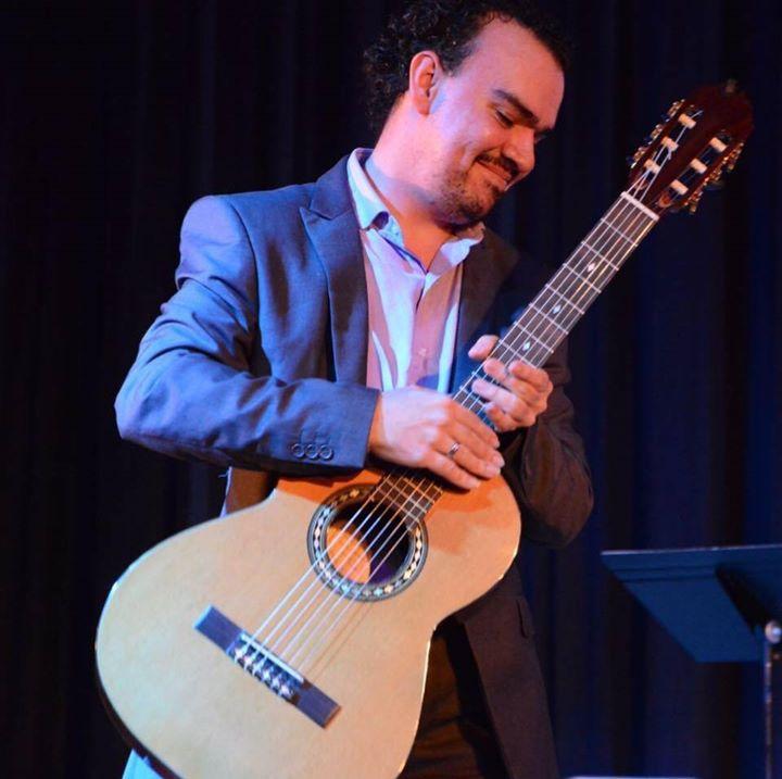 Concierto de guitarra clásica 'Entre dos continentes'