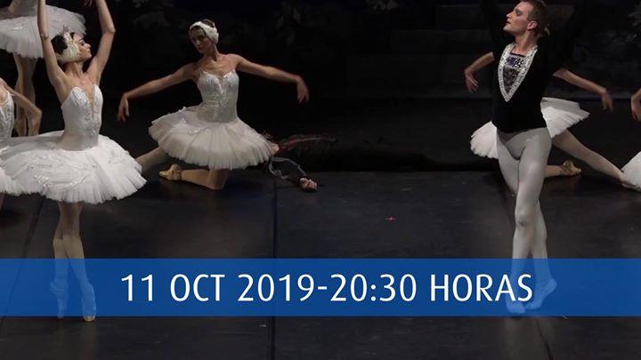 Ballet Nacional Ruso 'El Lago de los Cisnes'
