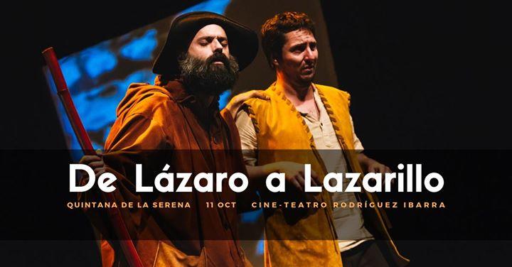 De Lázaro a Lazarillo | Quintana de la Serena