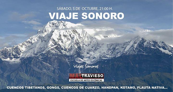 Viaje Sonoro - Sonidos de Katmandú