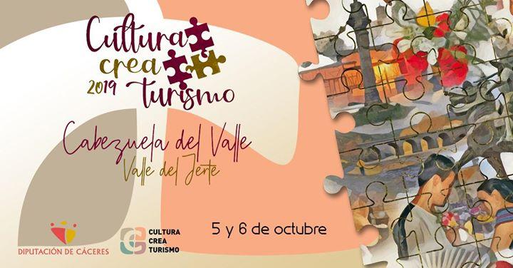 Cultura Crea Turismo - Cabezuela del Valle | Domingo 6 de Octubre