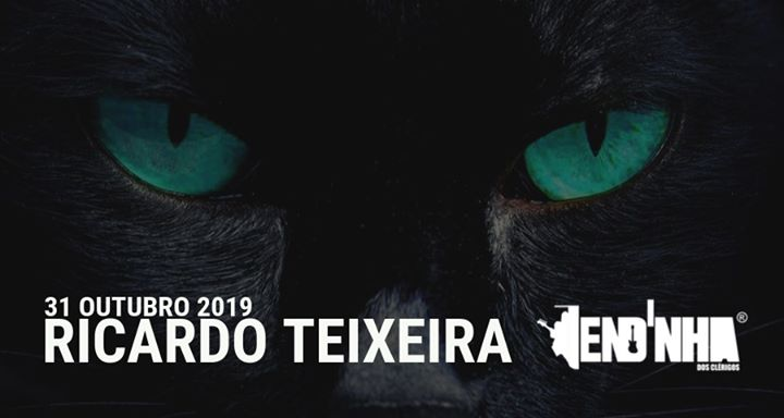 Halloween 2019 - Ricardo Teixeira