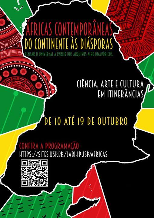 Áfricas Contemporâneas: Do Continente às Diásporas