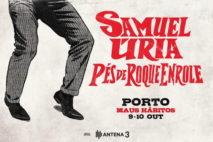 Samuel Úria - Pés De Roque Enrole