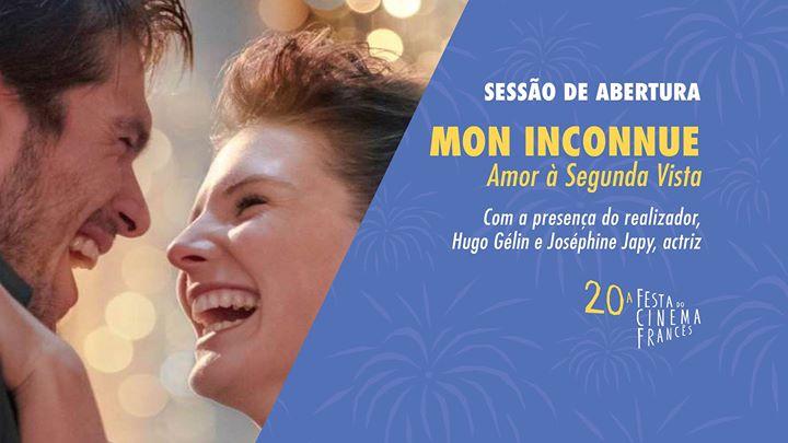 Sessão de Abertura - 20ª Edição Festa do Cinema Francês