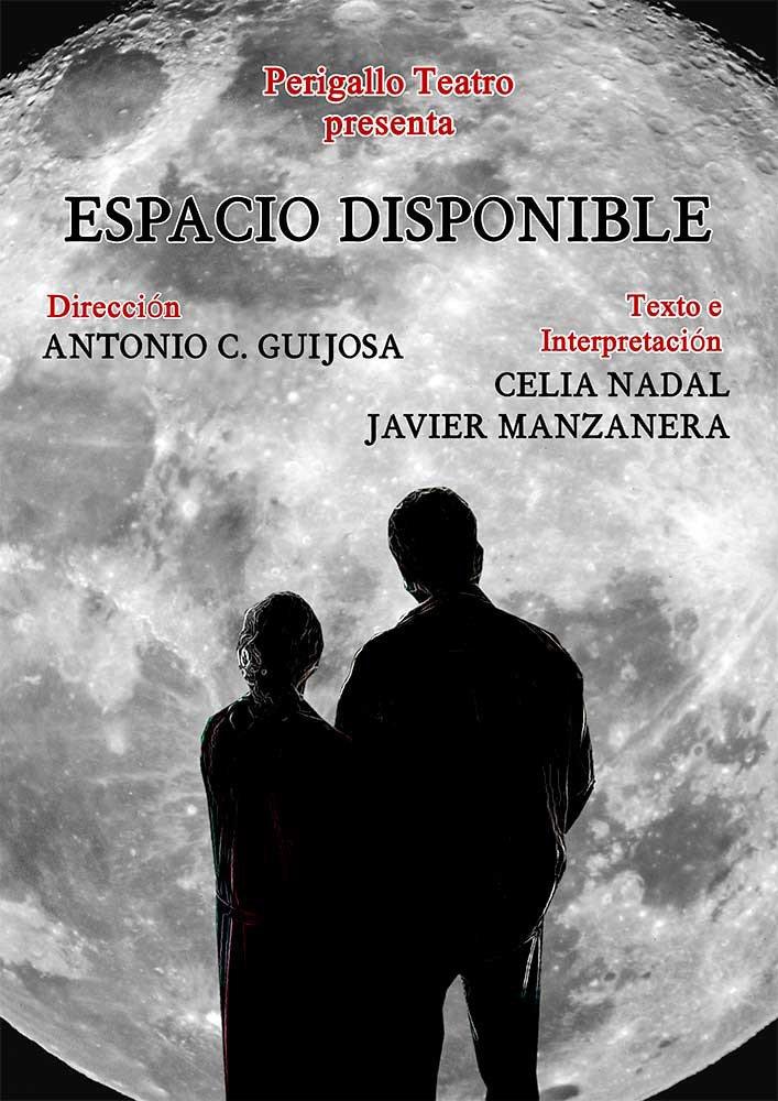 """Teatro: """"Espacio disponible"""""""