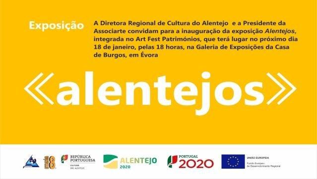 Inauguração da Exposição 'Alentejos'