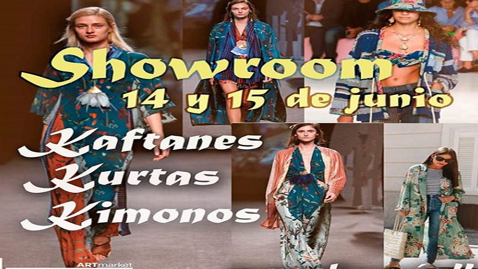Showroom - La Chimenea Art Market