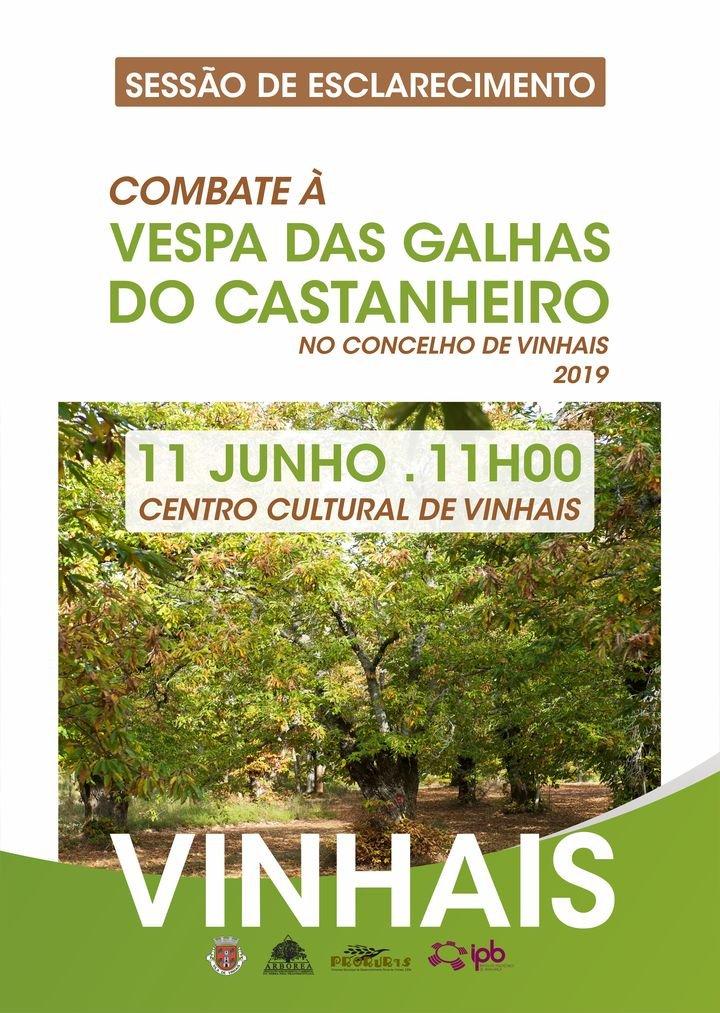 Sessão de esclarecimento 'Combate À Vespa das Galhas do Castanheiro no ...