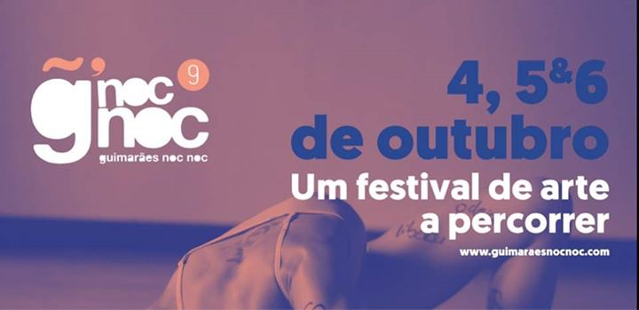 Guimarães noc noc 2019 • Oub'Lá