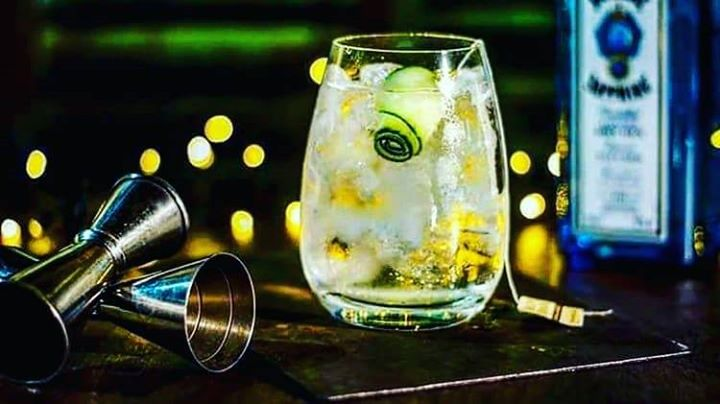 2do Taller de Gin Tonics