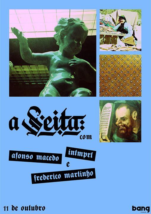 A Seita: Afonso Macedo x Frederico Martinho x intmprl | Clubbing