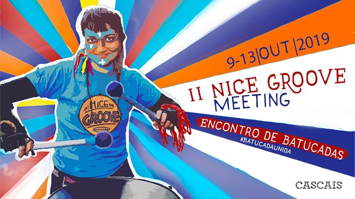 II Nice Groove Meeting - Encontro de Batucadas