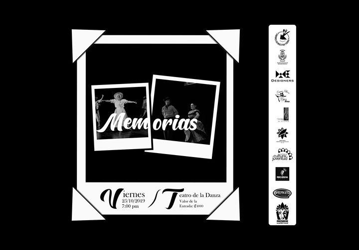 Espectáculo Memorias