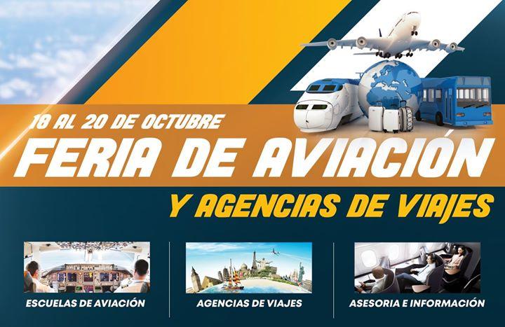 Feria de Aviación y agencias de viajes