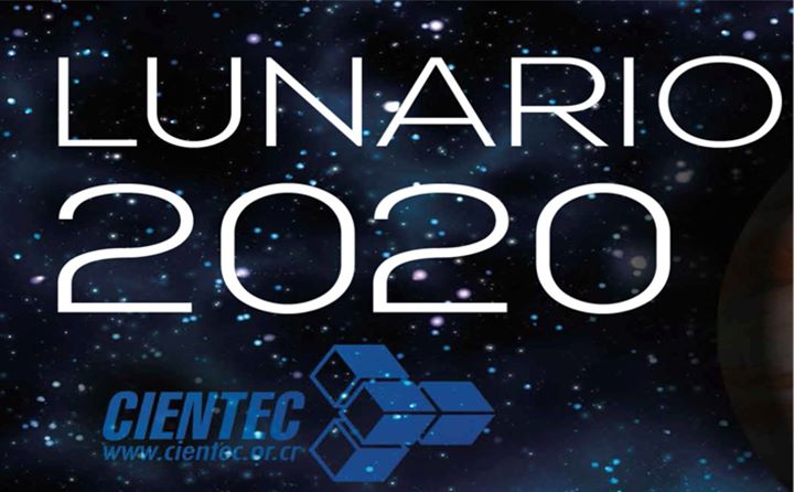 Presentación del Lunario 2020 y Charla Tránsito de Mercurio