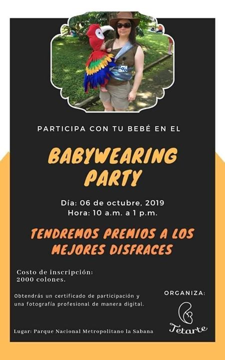 Babywearing Party