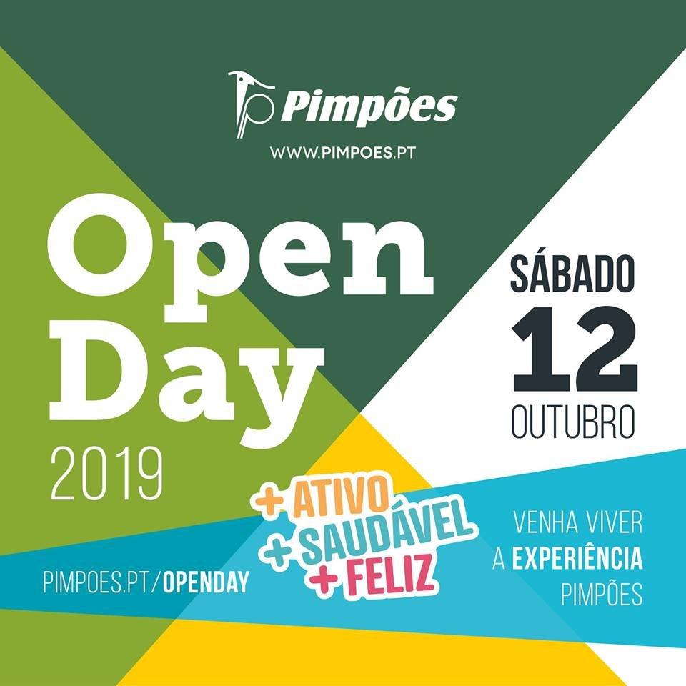 Open Day Pimpões