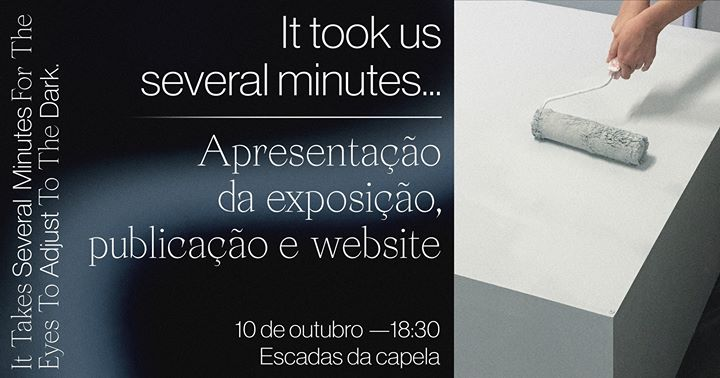 Conversa 'It took us several minutes'