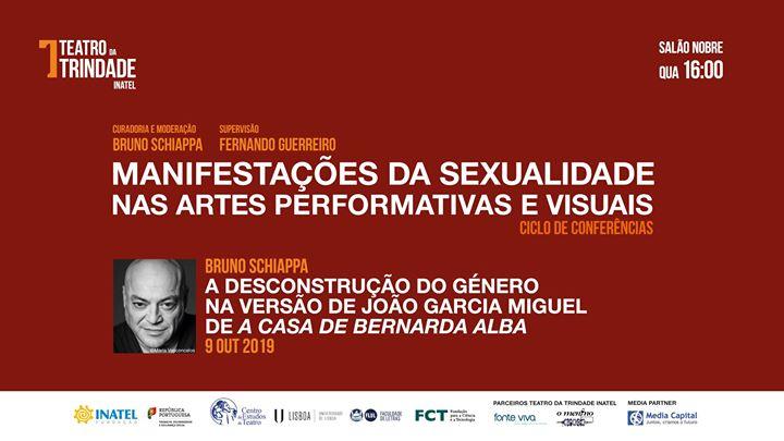A desconstrução do género na versão de João Garcia Miguel de A C