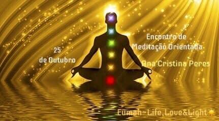 Encontro de Meditação Orientada