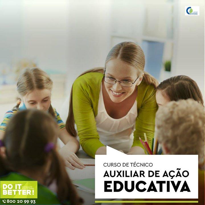 Curso Técnico Auxiliar de Ação Educativa