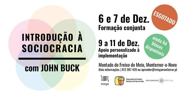 Introdução à Sociocracia \ Com John Buck