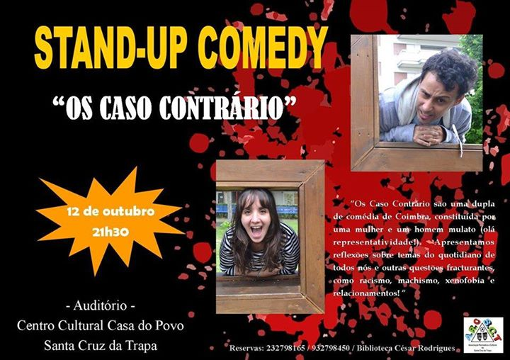 Stand Up Comedy - Caso Contrário