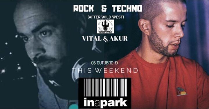 Rock & Techno - Vital & Akur