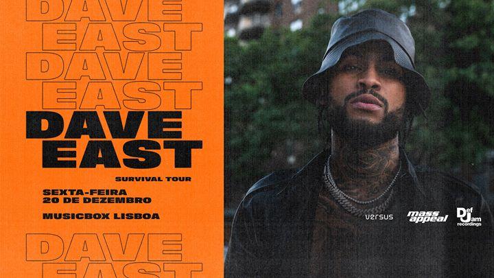Versus: Dave East em Lisboa - Sold Out
