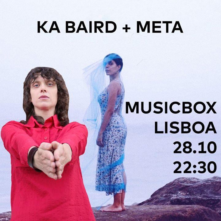 Ka Baird + Meta   Musicbox