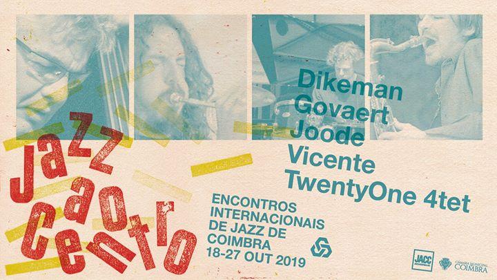 Jazz ao Centro 2019   Twenty One 4tet