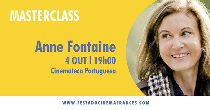 Masterclass Anne Fontaine