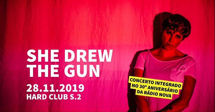 She Drew The Gun