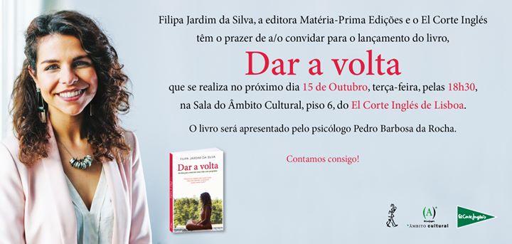 Lançamento do Livro 'Dar a Volta' (Lisboa)