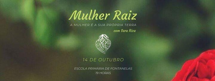 Mulher Raiz - Círculo de Mulheres | Sintra